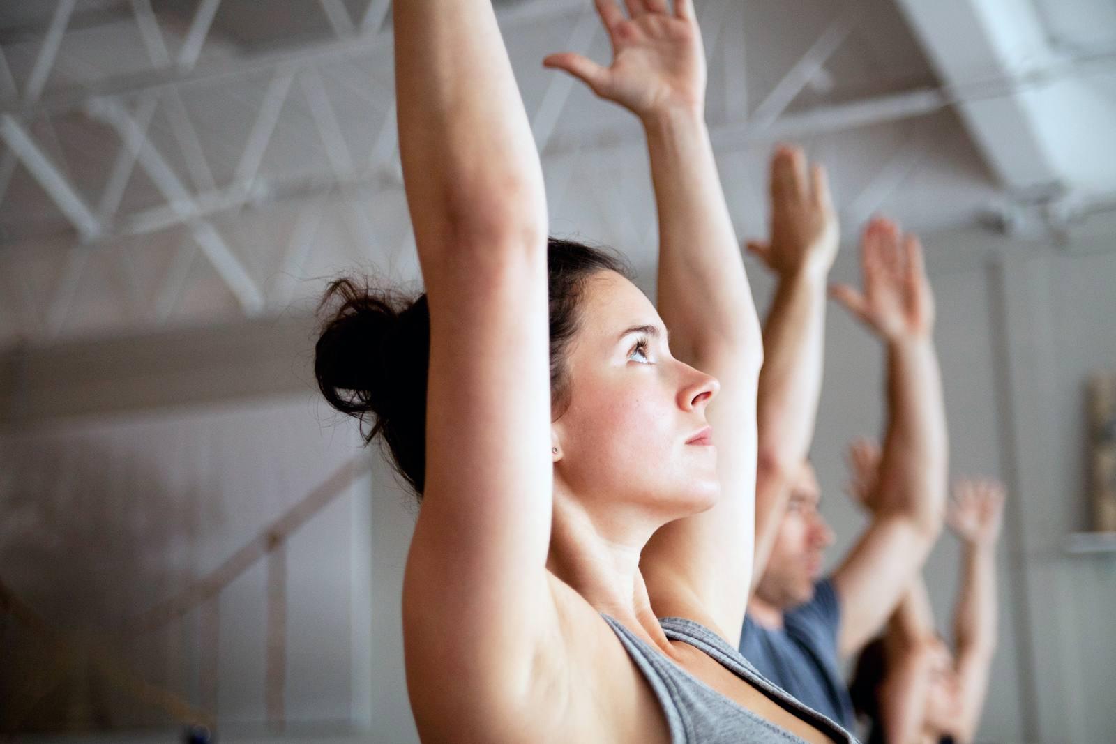 Cours de yoga et pilates