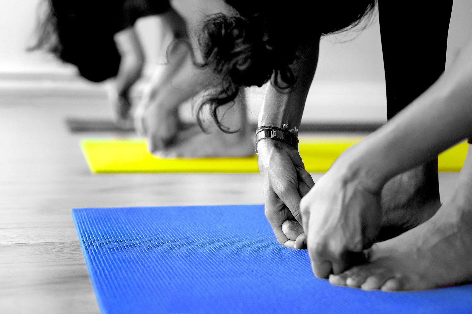 Cours de yoga MH
